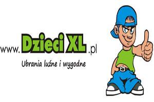 Ubrania dla dzieci XL